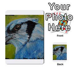 Blue Jay Multi Purpose Cards (rectangle)