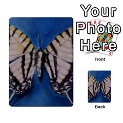 Butterfly Multi Purpose Cards (rectangle)