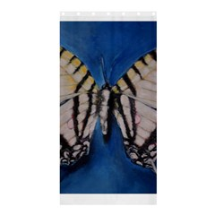 Butterfly Shower Curtain 36  X 72  (stall)