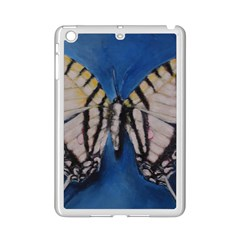 Butterfly Ipad Mini 2 Enamel Coated Cases by timelessartoncanvas