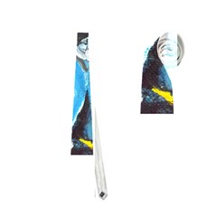 Man And Woman Neckties (one Side)