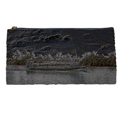 Boat Cruise Pencil Cases