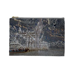 Industry V Cosmetic Bag (large)  by InsanityExpressed