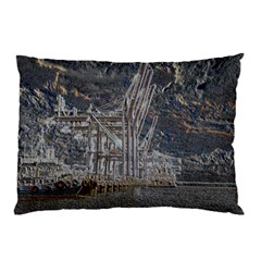 Industry V Pillow Cases (two Sides)