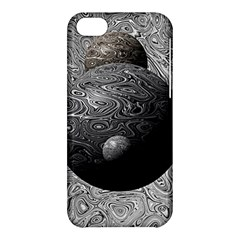 Liquid Moons Apple Iphone 5c Hardshell Case by InsanityExpressed