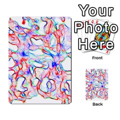 Soul Colour Light Multi Purpose Cards (rectangle)  by InsanityExpressed