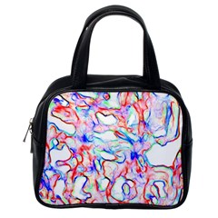 Soul Colour Light Classic Handbags (one Side) by InsanityExpressed