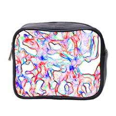 Soul Colour Light Mini Toiletries Bag 2 Side by InsanityExpressed