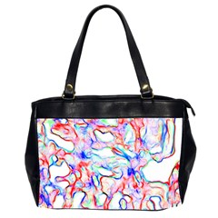 Soul Colour Light Office Handbags (2 Sides)  by InsanityExpressed