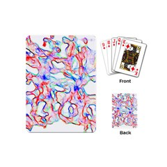 Soul Colour Light Playing Cards (mini)  by InsanityExpressed