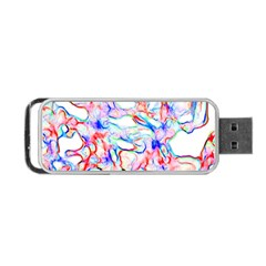 Soul Colour Light Portable Usb Flash (two Sides) by InsanityExpressed