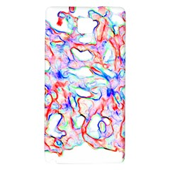 Soul Colour Light Galaxy Note 4 Back Case by InsanityExpressed