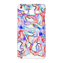 Soul Colour Light Samsung Galaxy A5 Hardshell Case  by InsanityExpressed