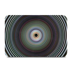 Colour Twirl Plate Mats by InsanityExpressed