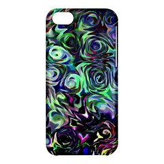 Colour Play Flowers Apple Iphone 5c Hardshell Case by InsanityExpressed