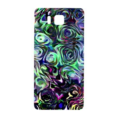 Colour Play Flowers Samsung Galaxy Alpha Hardshell Back Case by InsanityExpressed
