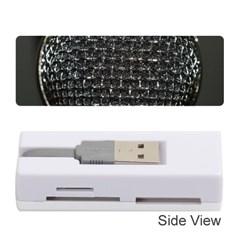 Modern Microphone Memory Card Reader (Stick)