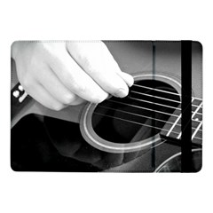 Guitar Player Samsung Galaxy Tab Pro 10 1  Flip Case by timelessartoncanvas