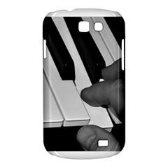 The Piano Player Samsung Galaxy Express I8730 Hardshell Case  by timelessartoncanvas