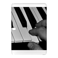 The Piano Player Samsung Galaxy Tab Pro 12 2 Hardshell Case by timelessartoncanvas