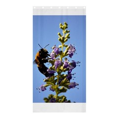 Bumble Bee 1 Shower Curtain 36  X 72  (stall)