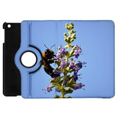 Bumble Bee 1 Apple Ipad Mini Flip 360 Case by timelessartoncanvas