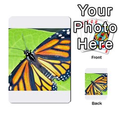 Butterfly 2 Multi Purpose Cards (rectangle)