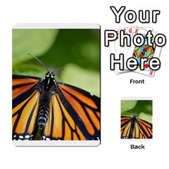 Butterfly 3 Multi Purpose Cards (rectangle)  by timelessartoncanvas