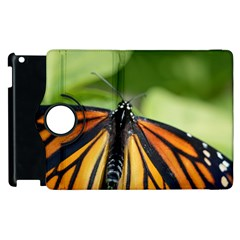 Butterfly 3 Apple Ipad 3/4 Flip 360 Case by timelessartoncanvas