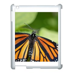 Butterfly 3 Apple Ipad 3/4 Case (white) by timelessartoncanvas
