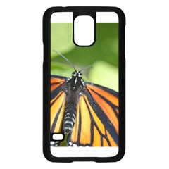Butterfly 3 Samsung Galaxy S5 Case (black) by timelessartoncanvas