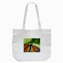Butterfly 3 Tote Bag (white)  by timelessartoncanvas