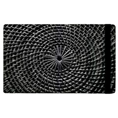Spinning Out Of Control Apple Ipad 2 Flip Case by timelessartoncanvas