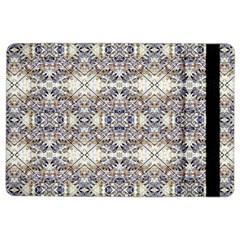Oriental Geometric Floral Print Ipad Air 2 Flip by dflcprints