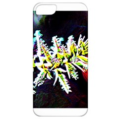 Digitally Enhanced Flower Apple Iphone 5 Classic Hardshell Case by timelessartoncanvas