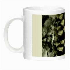 Pinecone Spiral Night Luminous Mugs by timelessartoncanvas