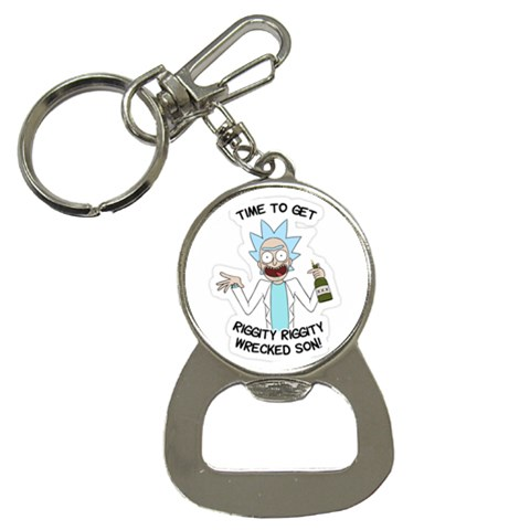 By A   Bottle Opener Key Chain   0qw1f8och7wr   Www Artscow Com Front
