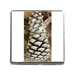 Pincone Spiral #2 Memory Card Reader (square) by timelessartoncanvas