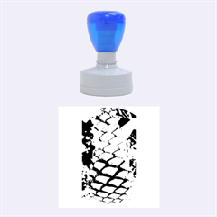 Pincone Spiral #2 Rubber Round Stamps (medium) by timelessartoncanvas