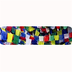 Tibetan Buddhist Prayer Flags Large Bar Mats
