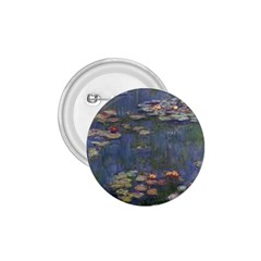 Claude Monet   Water Lilies 1 75  Buttons by ArtMuseum