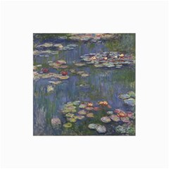 Claude Monet   Water Lilies Collage 12  x 18