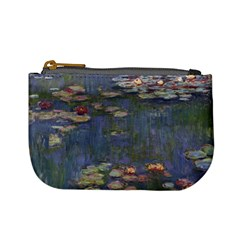 Claude Monet   Water Lilies Mini Coin Purses by ArtMuseum