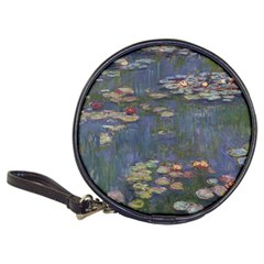 Claude Monet   Water Lilies Classic 20 Cd Wallets by ArtMuseum