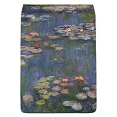 Claude Monet   Water Lilies Flap Covers (l)  by ArtMuseum