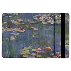 Claude Monet   Water Lilies Ipad Air 2 Flip
