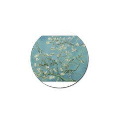 Almond Blossom Tree Golf Ball Marker (4 Pack) by ArtMuseum