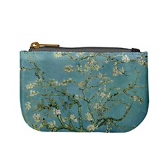 Almond Blossom Tree Mini Coin Purses by ArtMuseum