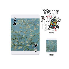 Almond Blossom Tree Playing Cards 54 (mini)