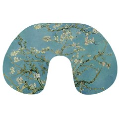Almond Blossom Tree Travel Neck Pillows